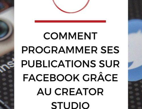 Comment programmer ses publications sur Facebook grâce au Creator Studio