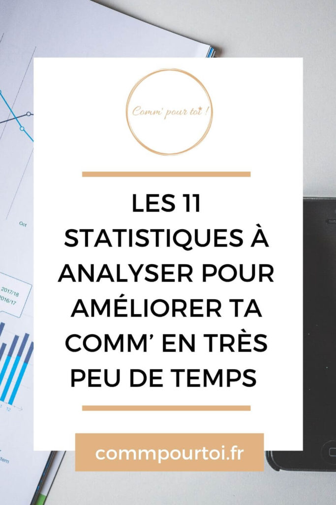 analyse statistiques