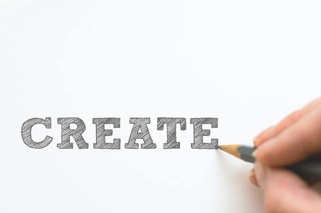 créer contenu